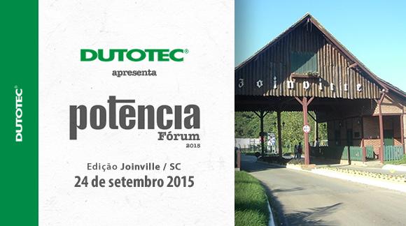 forum potencia Joinville