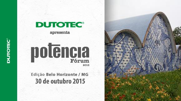 forum potencia Belo Horizonte