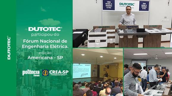 Forum Engenharia Dutotec blog