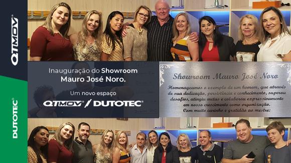 Inauguração Showroom blog