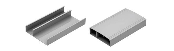 Canaleta de Alumínio R40 da Dutotec