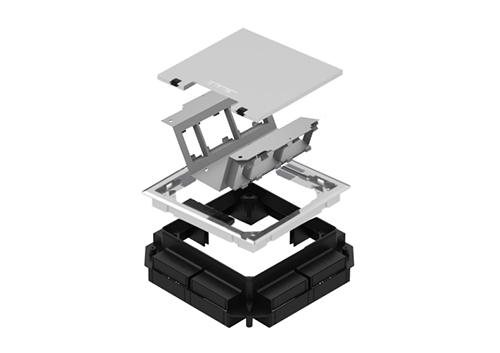 Caja SQR Rotation - Armado Standard