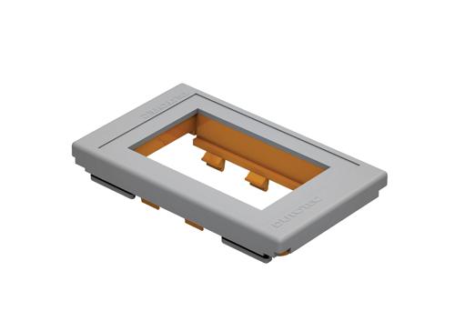 Porta Equipos Estándar AVE (Tomacorrientes y Telecomunicaciones)
