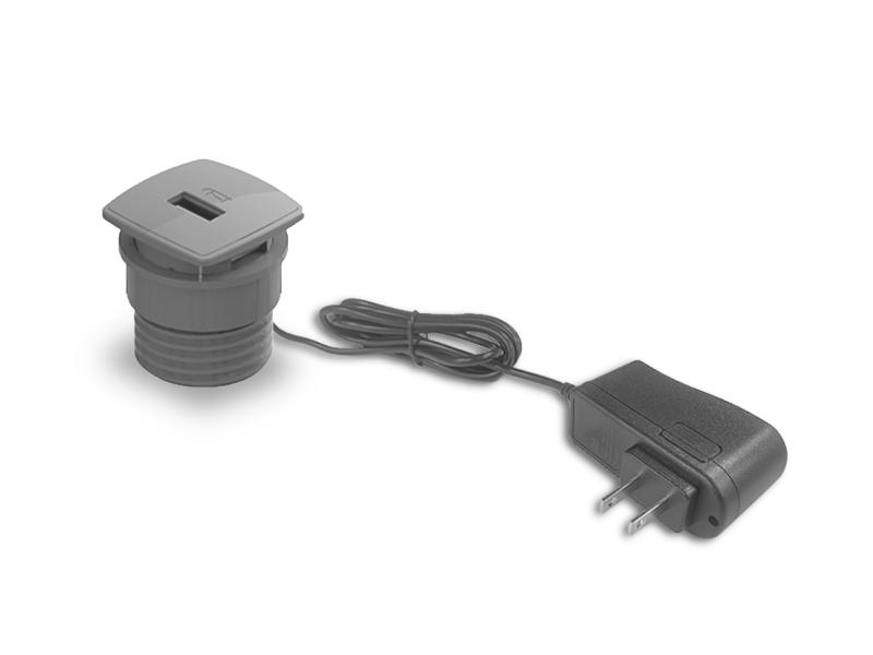 Mini USB con fuente externa