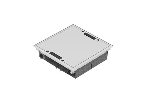 Caixa de Piso SQR 2x2 e 3x3 Piso Elevado